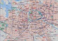 Maps of Hefei