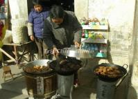 Hongcun Village Local Food Huangshan City