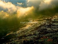 Honghe Hani Rice Terraces in the Morning