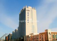 The Building of Howard Johnson Jindi Plaza Datong