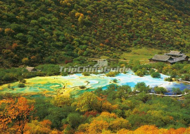 Travel Photo of Huanglong Nature Reserve