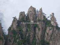 The Emperor's Hand Writing Peak in Mount Huangshan