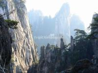 Yellow Mountain in China