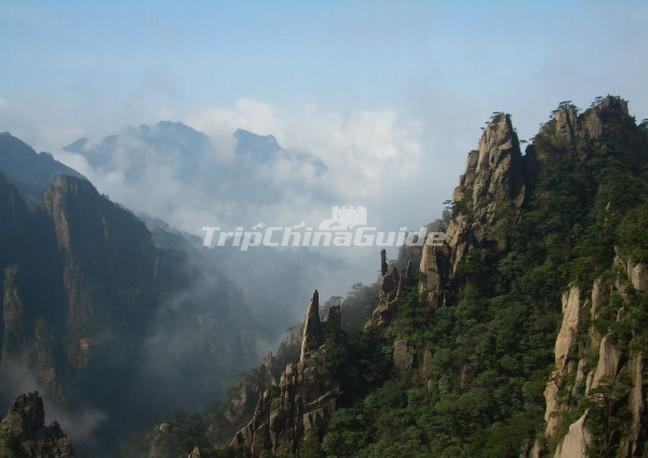 China Yellow Mountain