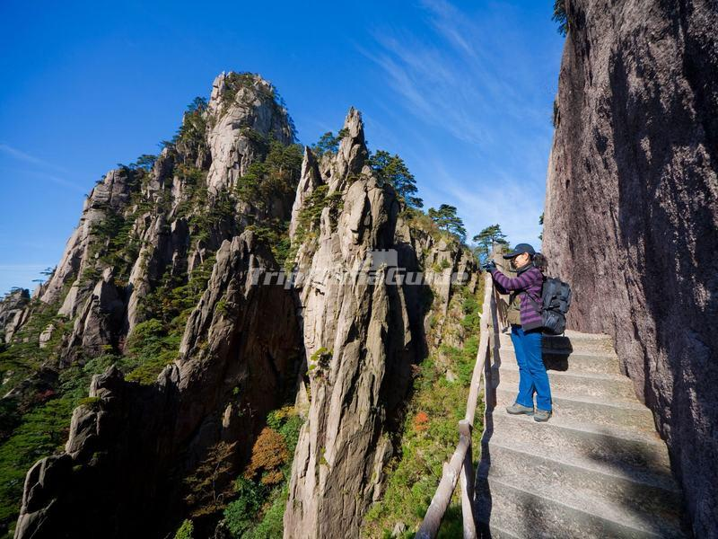 3-day Huangshan Highlights Tour, Huangshan Travel Package