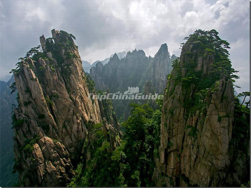 Huangshan Tour, Huangshan Travel, Yellow Mountain Tour Packages