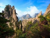 Huangshan Mountain West Sea Scenic Area