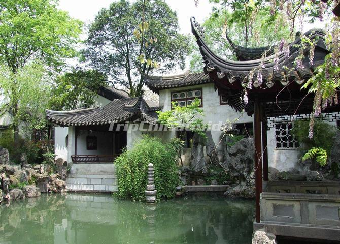 Pavilions Of The Humble Administrator S Garden Suzhou Humble