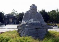 The Statue of Confucious
