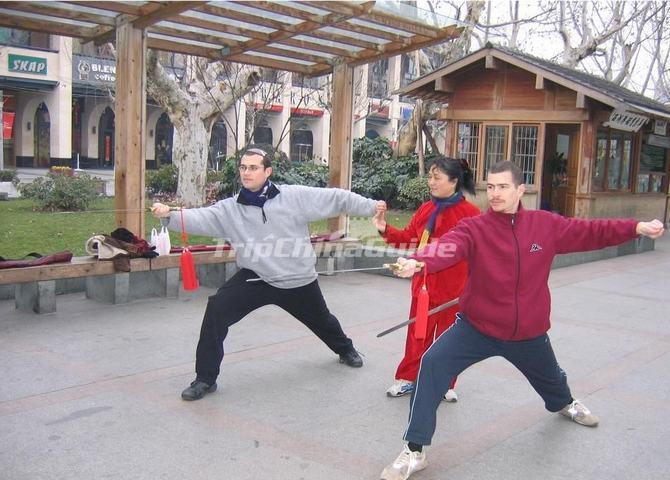 Chinese Kung Fu Yangshuo China