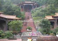 Spectacular Architecture at Leshan Giant Buddha Scenic Area