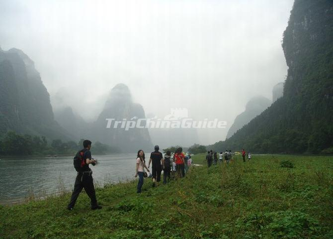 Li River Hiking Guilin
