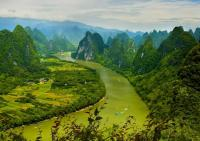 Guilin Li River Charming Scenery