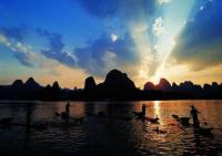 Guilin Li River China