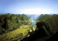 Li River Spectacular Scenery Guilin