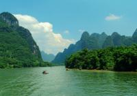 Li River Landscape Guilin