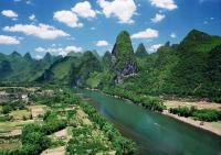 Li River Attractive Scenery Guilin