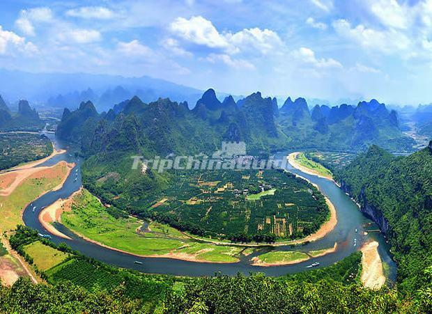 Guilin Landscape- Li River
