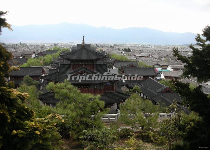 Lijiang Ancient City Scenery