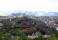 Lijiang Ancient City Architecture