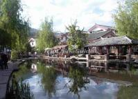 Black Dragon Pool Park Lijiang