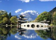 Lijiang Black Dragon Pool Park Yunnan