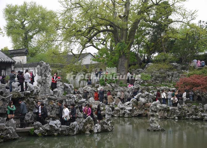 Lion Grove Garden Tour Suzhou Suzhou Lion Grove Garden Photos