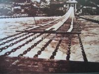 A Historical Picture of the Luding Bridge