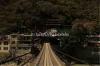 Luding Bridge at Sichuan