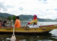 Lugu Lake Boating Lijiang