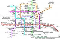 Beijing Subway Map-1