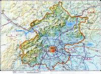 Maps of Beijing