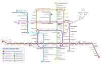 Beijing Subway Map-3