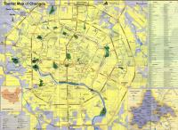 Maps of Chengdu