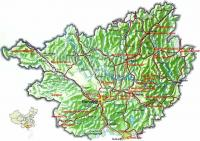 Maps of Guangxi