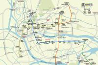 Subway Map of Guangzhou