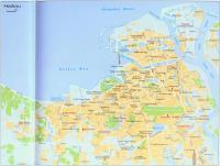 Haikou City Map, Hainan