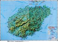 Maps of Hainan