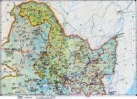 Maps of Heilongjiang