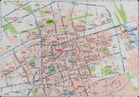 Maps of Hohhot