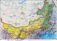 Maps of Inner Mongolia