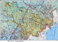 Maps of Jilin