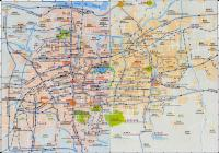 Maps of Jinan