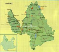 Maps of Lijiang