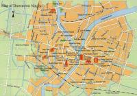 Maps of Ningbo