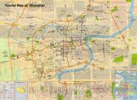 Maps of Shanghai