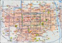 Maps of Xi'an