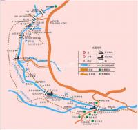 Yangshuo Yulong River Map