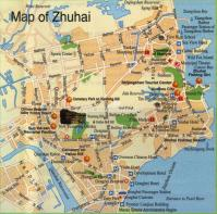 Maps of Zhuhai