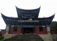Mengnong Chieftain Palace Architecture